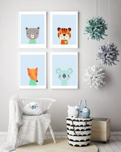 4 animals-2