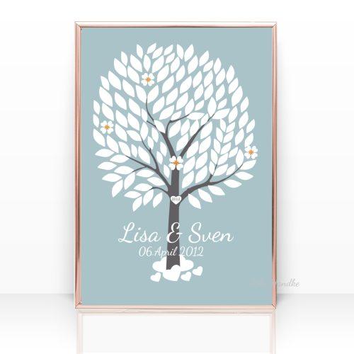 Gästebücher & Hochzeitsbäume